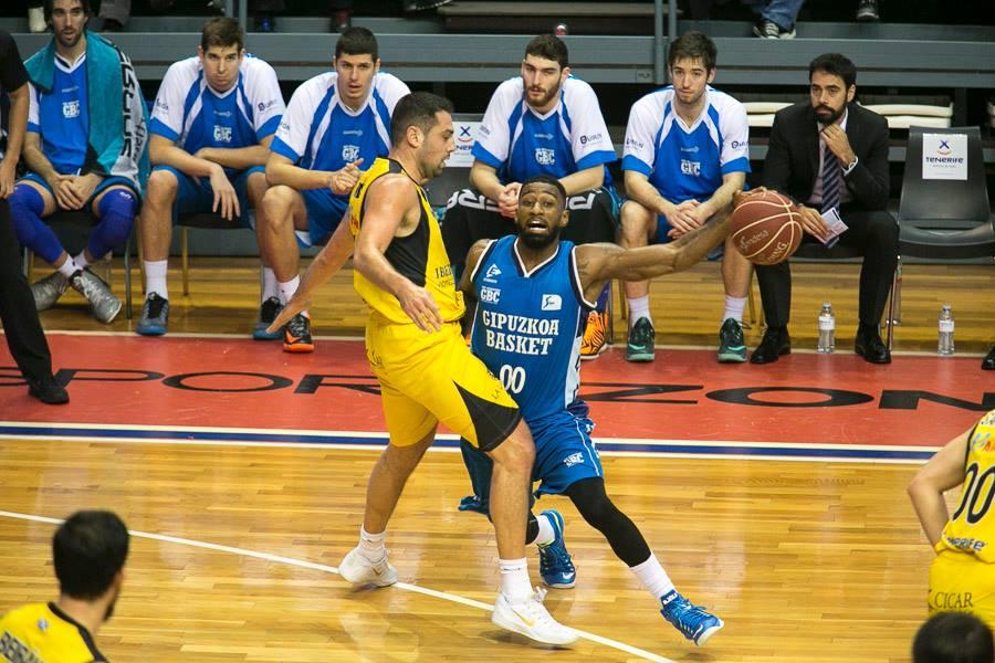 Foto: Iberostar Tenerife Ángel Pérez / ACB PHOTO