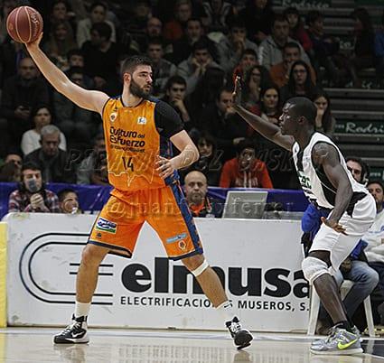 Valencia Basket - Fiat Joventud