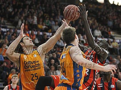 Valencia Basket - Laboral Kutxa