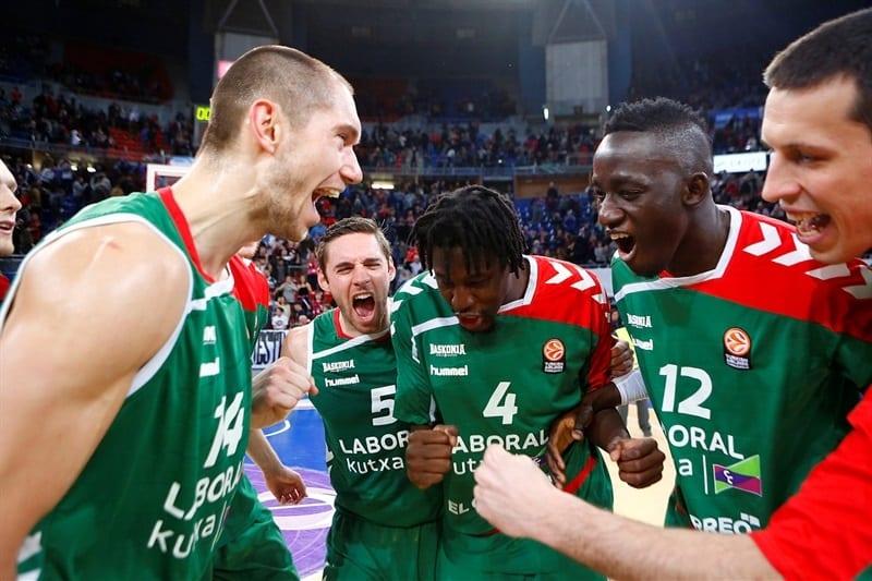 players-laboral-kutxa-vitoria-gasteiz-celebrates-eb15