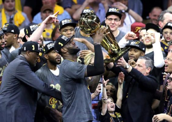 Cleveland Campeón