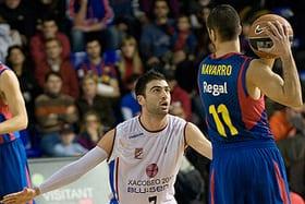 Liga ACB. Barça vr Xacobeo Blu Sens
