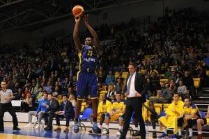 R. Paulding (EWE Baskets) Foto: BCL