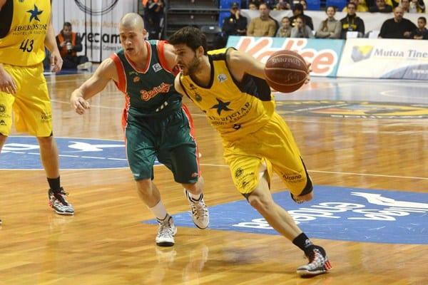 25-01-2015 la laguna baloncesto CB Canarias Sevilla
