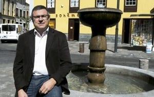 Félix Hernández (Presidente del CB Canarias) Foto: CB Canarias