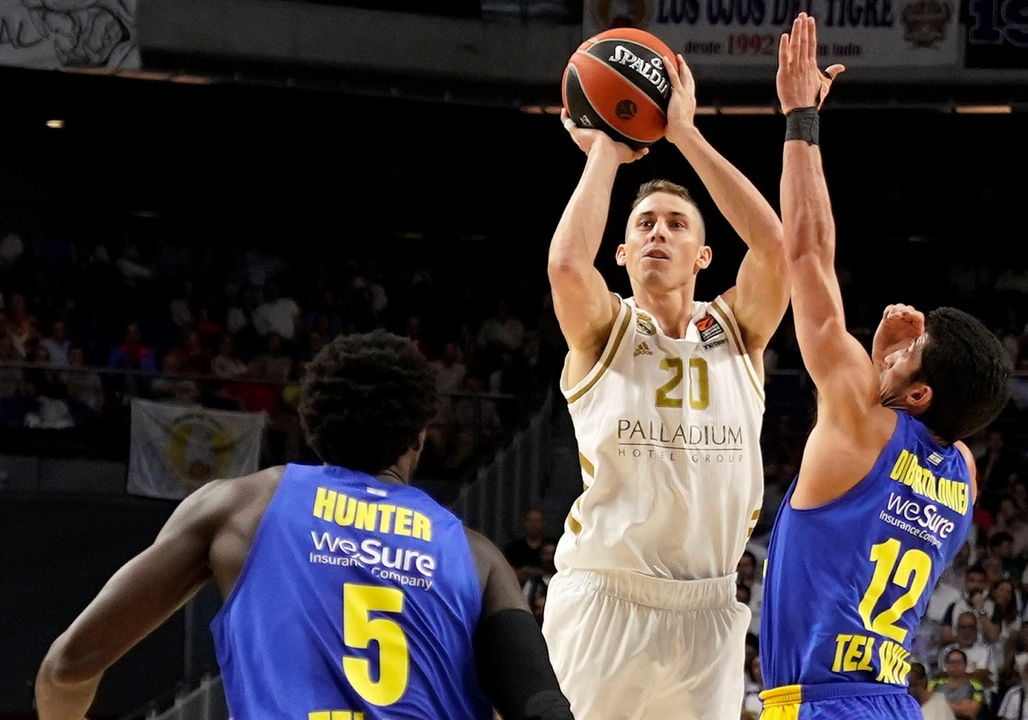 El Real Madrid intenta la renovación de Jaycee Carroll - Piratas ...