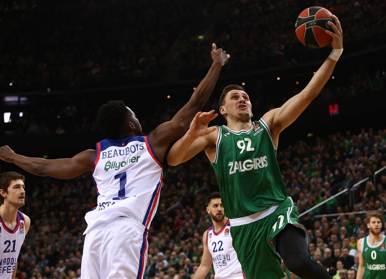edgaras-ulanovas-zalgiris-kaunas-eb19 - Piratas del Basket
