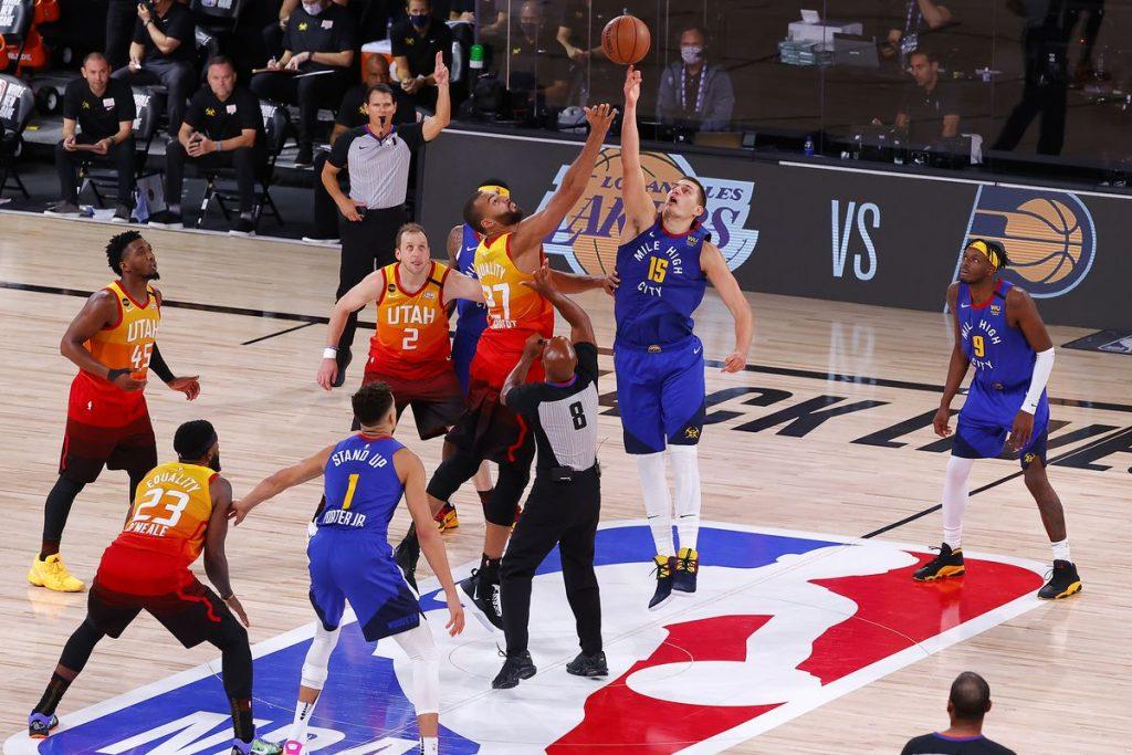 Previa Playoffs NBA: Denver Nuggets vs Utah Jazz - Piratas del Basket