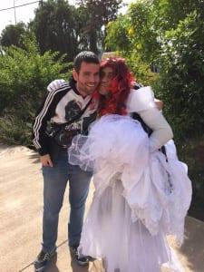 Carlos Rodríguez y Alexis Navarro. Foto: Carlos Rodríguez