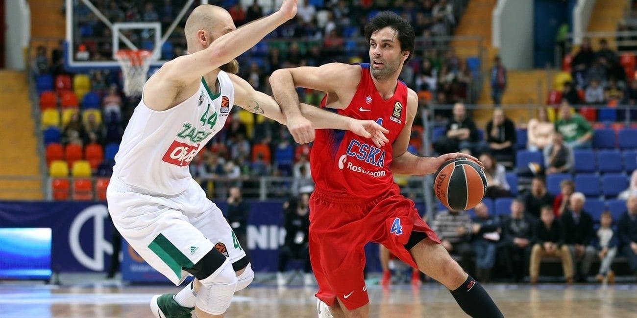 """Raznatovic: """"Teodosic y Bogdanovic deben ir a la NBA ..."""