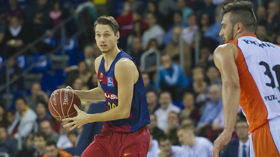ea1bd75b3 Eriksson deja el Barça Lassa - Piratas del Basket
