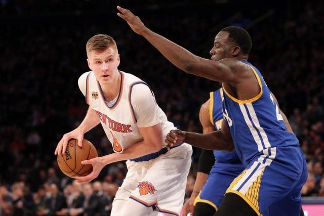 NBA | Kristaps Porzingis, Traspasado a los Mavericks