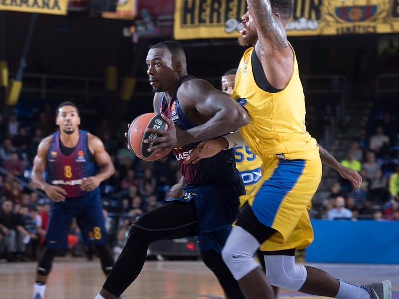 sanders,barça,maccabi,euroleague
