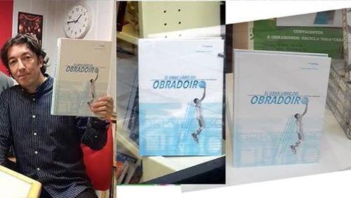 El gran libro del obradoiro gana eco destacado en las librer as piratas del basket - La casa del libro santiago de compostela ...