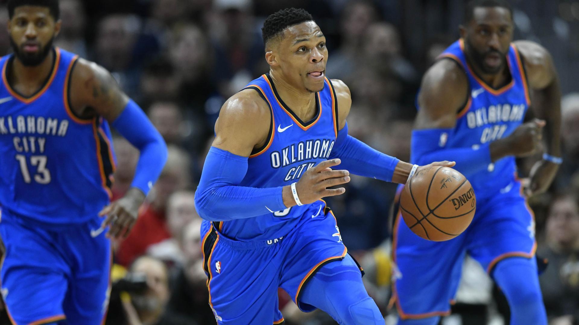Westbrook, operado de la rodilla; perderá juegos