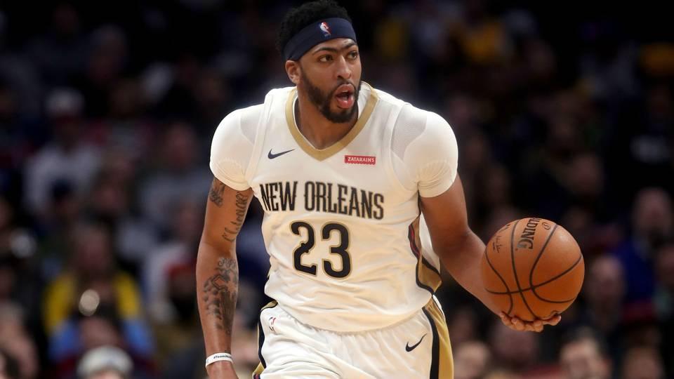 Davis quiere salir de los Pelicans