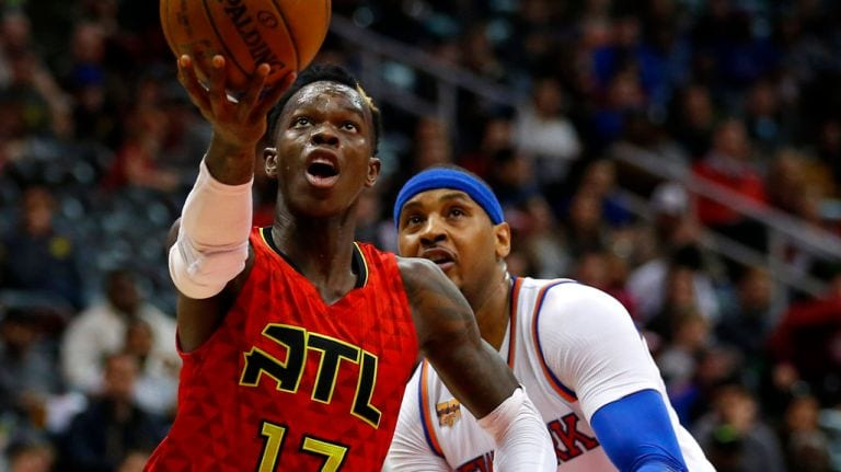 Carmelo Anthony, traspasado a Atlanta Hawks… donde será cortado