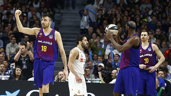 Polémica consagración del Barcelona ante el Real Madrid de Deck - Somos Deporte