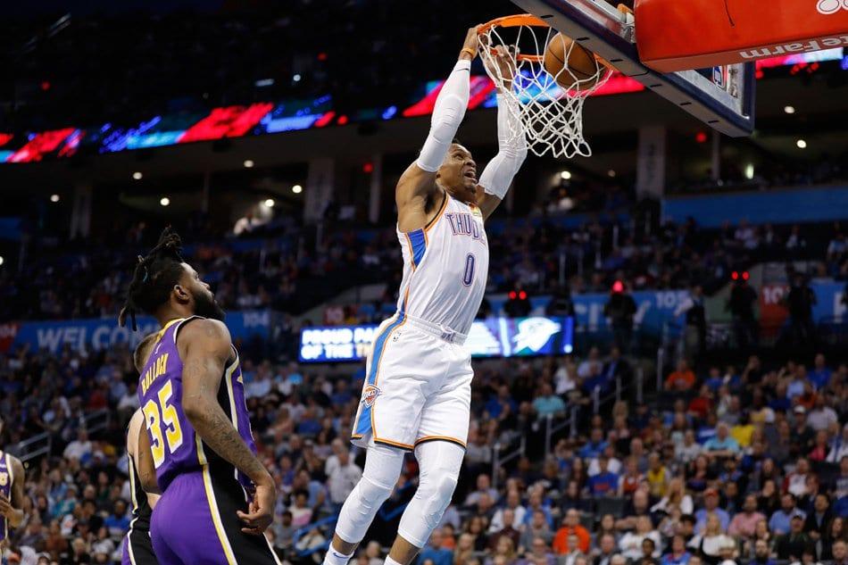 Thunder analiza la salida de Russell Westbrook al Heat de Miami