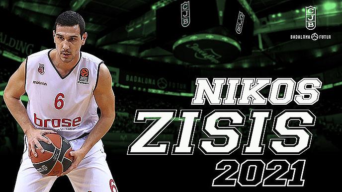 Nikos Zisis será el sustituto de Laprovittola — Oficial