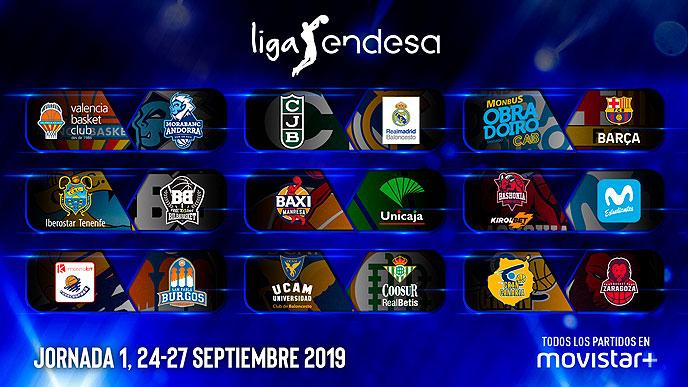 Calendario Betis 2020.Calendario De La Liga Endesa 2019 2020 Piratas Del Basket