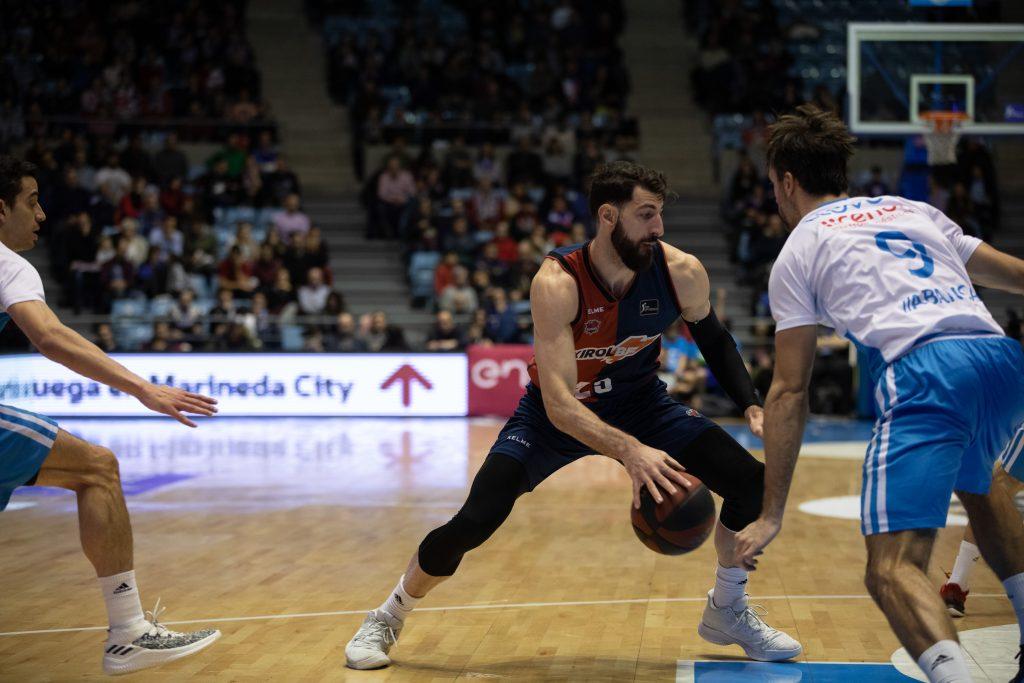 Próxima parada para el Baskonia: Santiago de Compostela - Piratas del Basket
