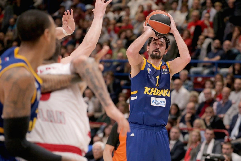 Previa EuroLeague Jornada 8: Khimki Moscú vs Armani Milán - Piratas del Basket