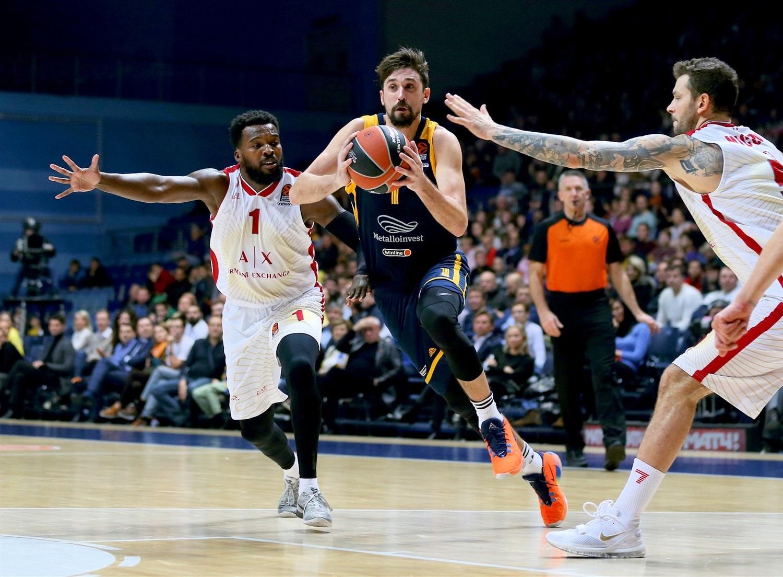 El Khimki termina con la racha de victorias del Armani Milán (87-79) - Piratas del Basket