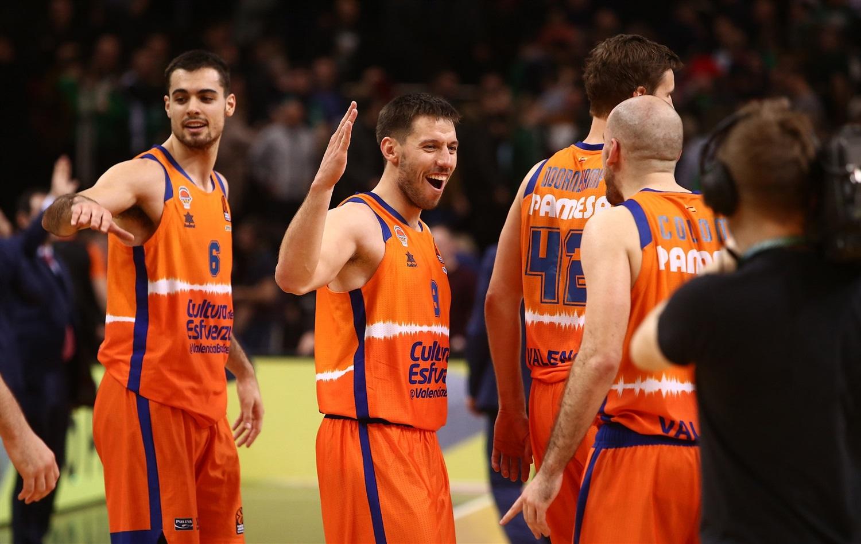 Resultado de imagen de valencia basket acb